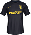 Форма Atletico Madrid