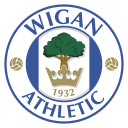 Wigan Athletic - лого